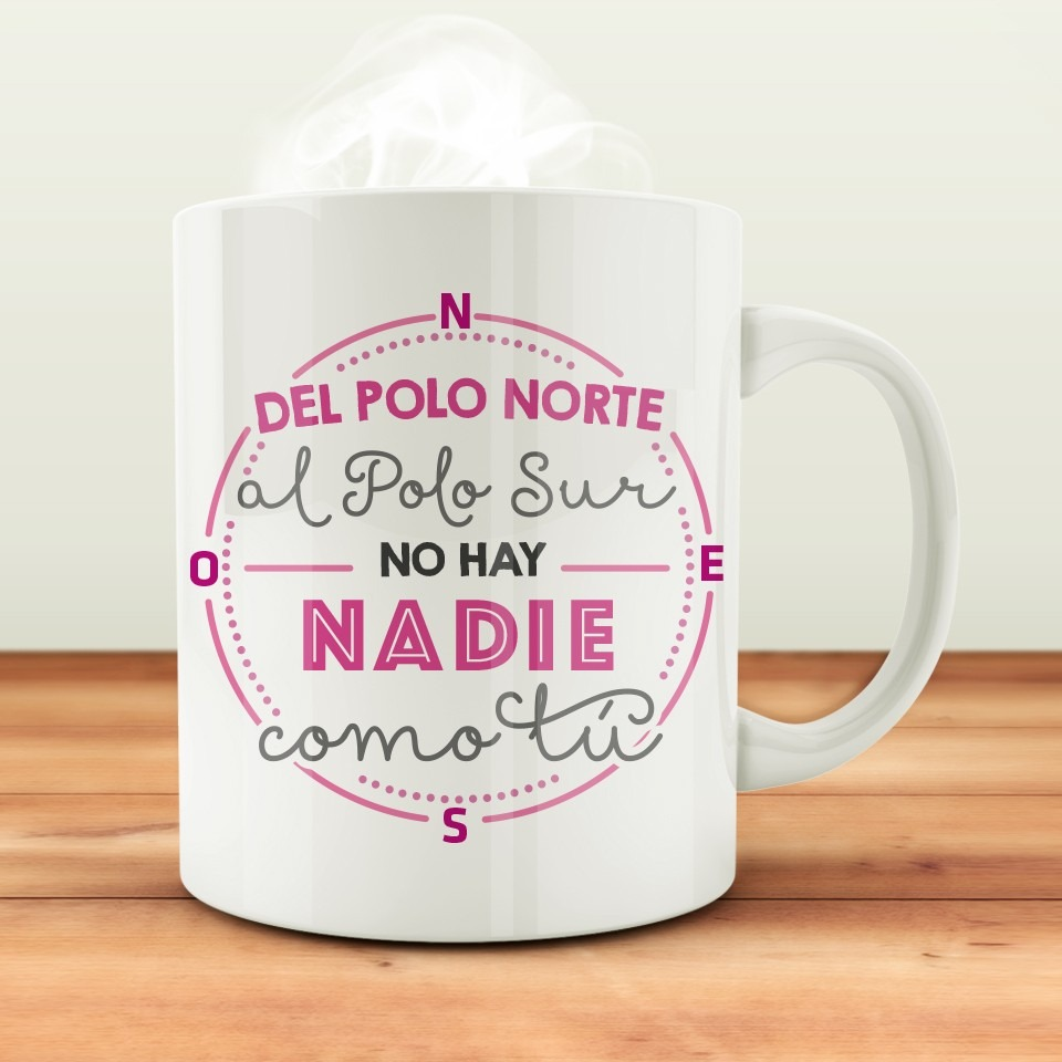 Taza Polo Norte